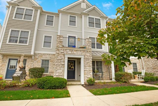 6013 Canyon Creek Drive #202, Dublin, OH 43016 (MLS #220037887) :: The Holden Agency