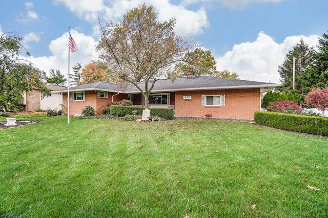 935 Lornaberry Lane, Columbus, OH 43213 (MLS #220037901) :: Signature Real Estate