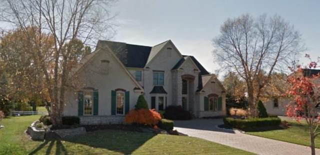 5757 Heritage Lakes Drive, Hilliard, OH 43026 (MLS #220037917) :: The Willcut Group