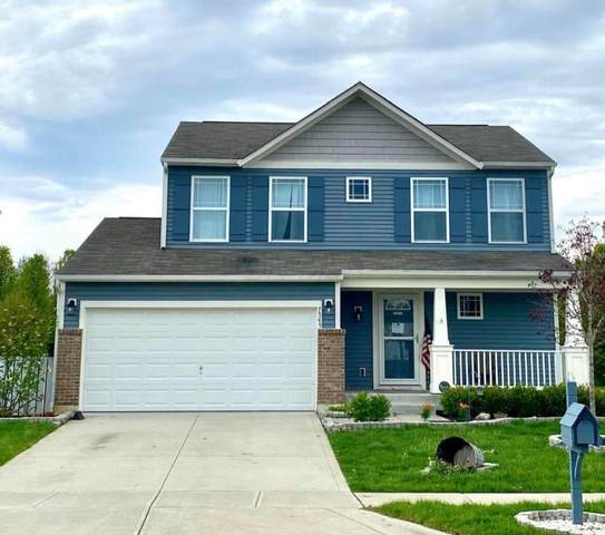 7545 Witch Hazel Drive, Canal Winchester, OH 43110 (MLS #220037925) :: The Willcut Group