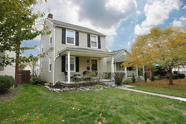 1282 Morning Avenue, Columbus, OH 43212 (MLS #220037942) :: MORE Ohio