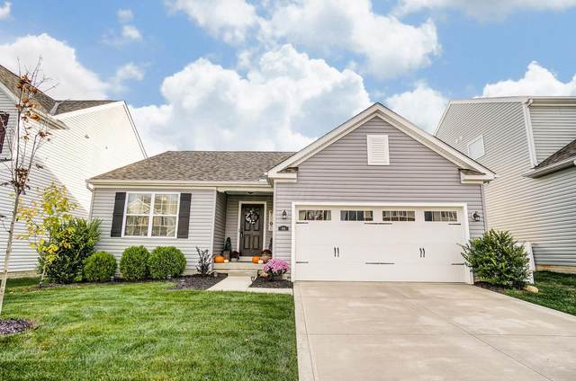 194 Poe Avenue, Lithopolis, OH 43136 (MLS #220037943) :: The Holden Agency