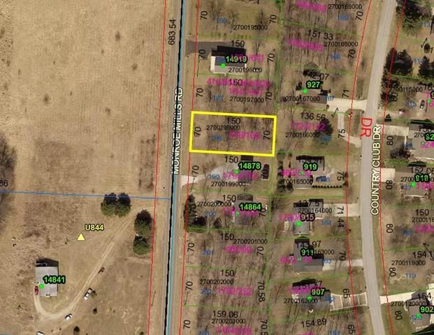 0 Monroe Mills Road, Howard, OH 43028 (MLS #220037946) :: The Holden Agency