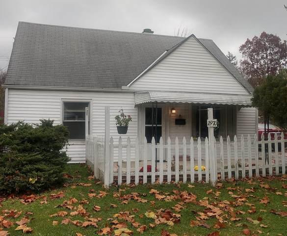 2970 Woodland Avenue NE, Columbus, OH 43224 (MLS #220038001) :: The Raines Group
