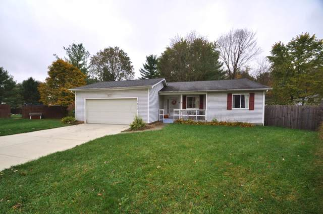5823 Stoneshead Court, Westerville, OH 43081 (MLS #220038002) :: RE/MAX ONE