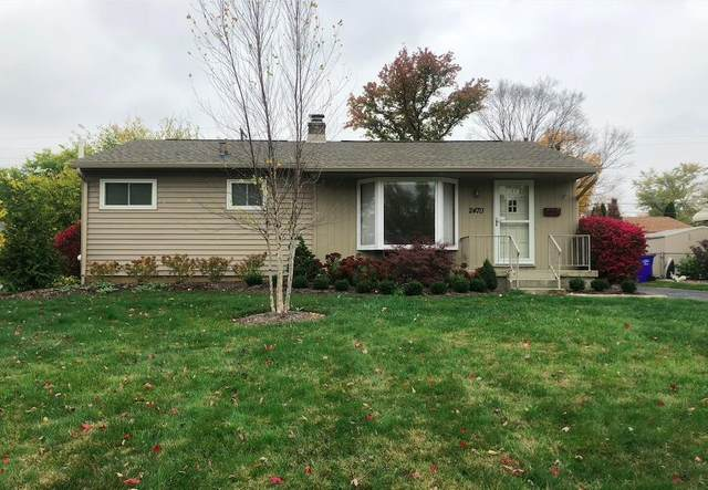 2470 Swansea Road, Columbus, OH 43221 (MLS #220038009) :: Angel Oak Group