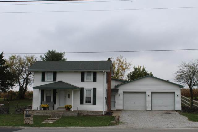 8800 State Route 188, Circleville, OH 43113 (MLS #220038057) :: The Holden Agency