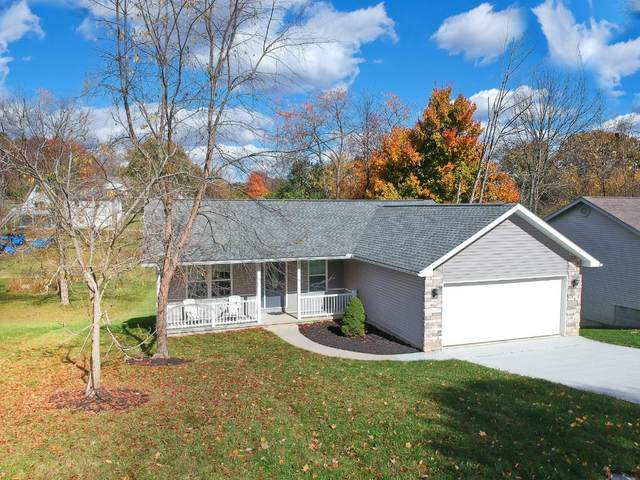 245 Green Valley Drive, Howard, OH 43028 (MLS #220038060) :: Berkshire Hathaway HomeServices Crager Tobin Real Estate