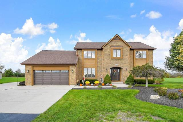 5757 Steamtown Road, Ashley, OH 43003 (MLS #220038063) :: The Holden Agency