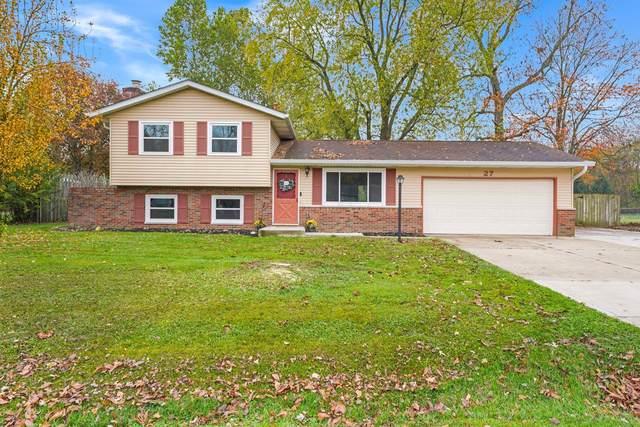 27 Burr Oak Drive SW, Pataskala, OH 43062 (MLS #220038080) :: 3 Degrees Realty