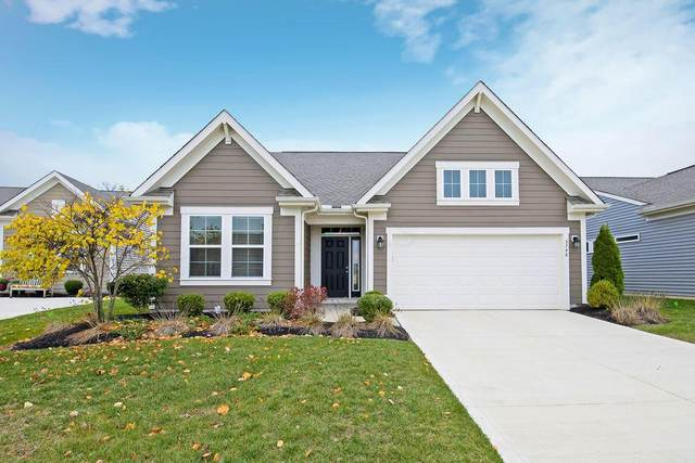 3748 Sanctuary Loop, Hilliard, OH 43026 (MLS #220038086) :: Berkshire Hathaway HomeServices Crager Tobin Real Estate
