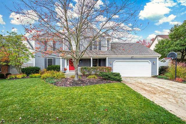 313 Sterling Court, Westerville, OH 43082 (MLS #220038103) :: Berkshire Hathaway HomeServices Crager Tobin Real Estate