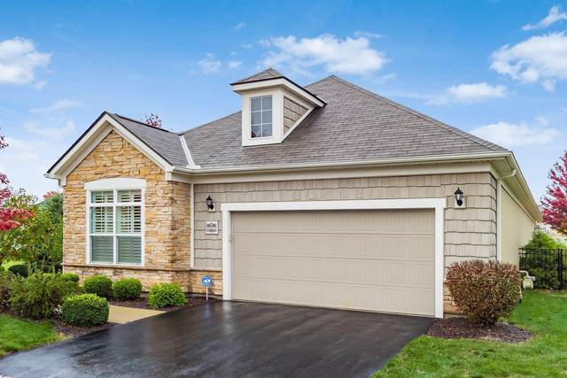 6880 Garden View Drive, Westerville, OH 43082 (MLS #220038207) :: Berkshire Hathaway HomeServices Crager Tobin Real Estate