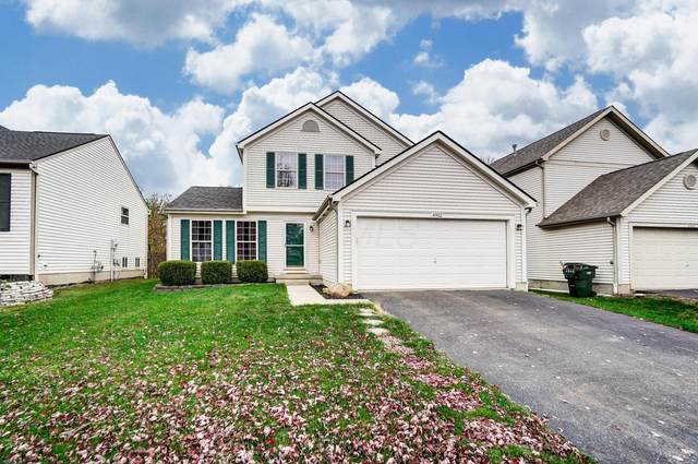 4952 Baycroft Drive, Hilliard, OH 43026 (MLS #220038230) :: Angel Oak Group