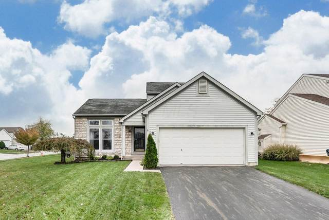 741 Sicaras Lane, Blacklick, OH 43004 (MLS #220038233) :: HergGroup Central Ohio
