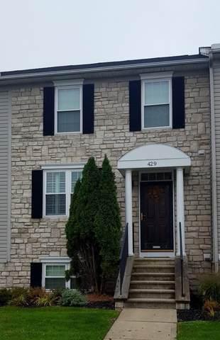 429 S Miller Drive, Sunbury, OH 43074 (MLS #220038243) :: The Holden Agency