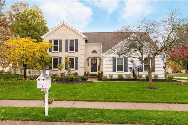 320 Village Ridge Drive, Powell, OH 43065 (MLS #220038255) :: Berkshire Hathaway HomeServices Crager Tobin Real Estate