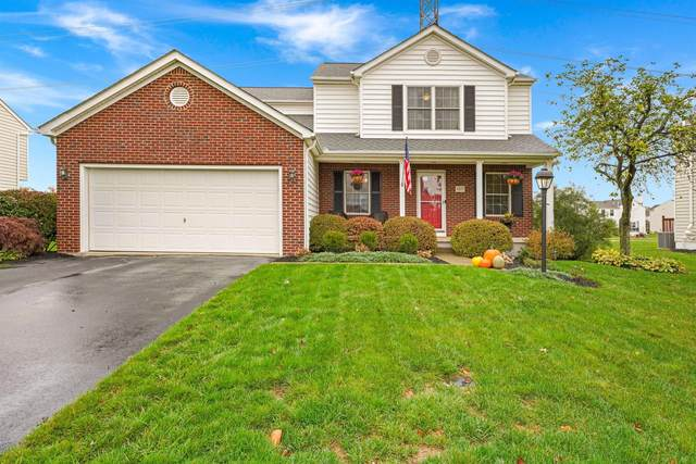 7277 Holderman Street, Lewis Center, OH 43035 (MLS #220038296) :: Berkshire Hathaway HomeServices Crager Tobin Real Estate