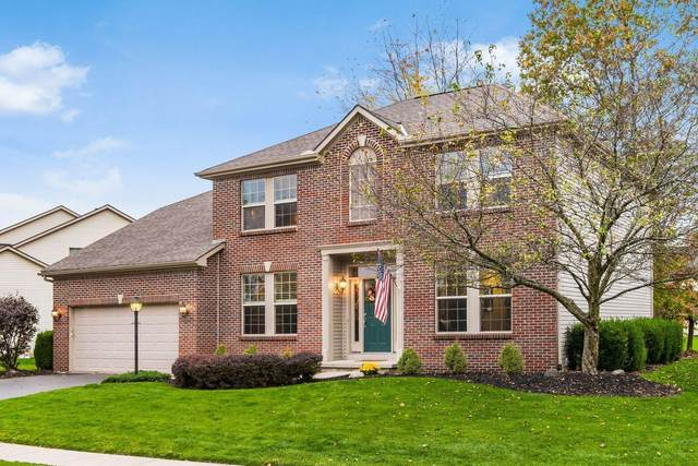 6294 Beringer Drive, Westerville, OH 43082 (MLS #220038298) :: MORE Ohio