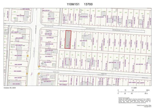 0 Brooklyn Road, Columbus, OH 43231 (MLS #220038308) :: 3 Degrees Realty