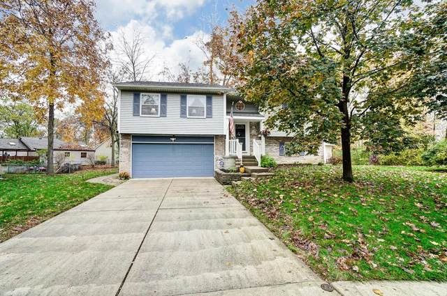 1060 Brimley Place, Westerville, OH 43081 (MLS #220038345) :: HergGroup Central Ohio