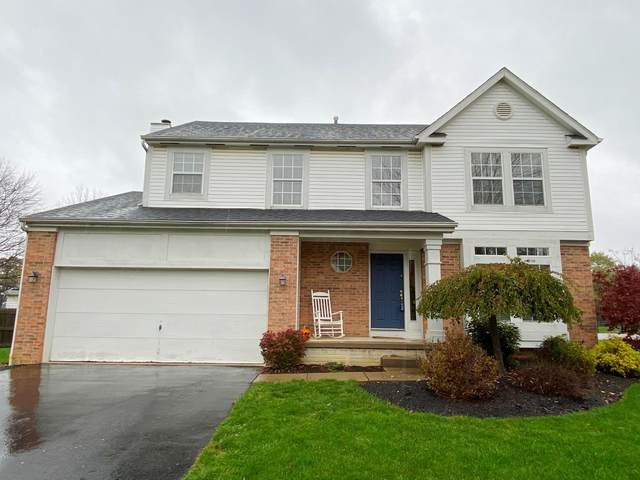 5270 Gladstone Place, Hilliard, OH 43026 (MLS #220038357) :: HergGroup Central Ohio
