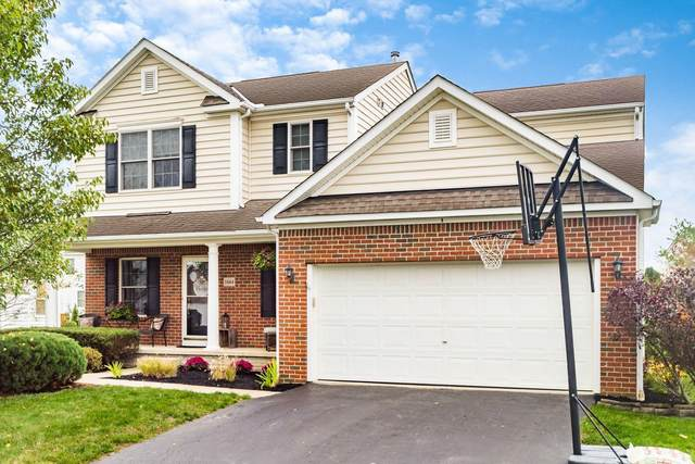 1664 Impatiens Way, Lewis Center, OH 43035 (MLS #220038378) :: CARLETON REALTY