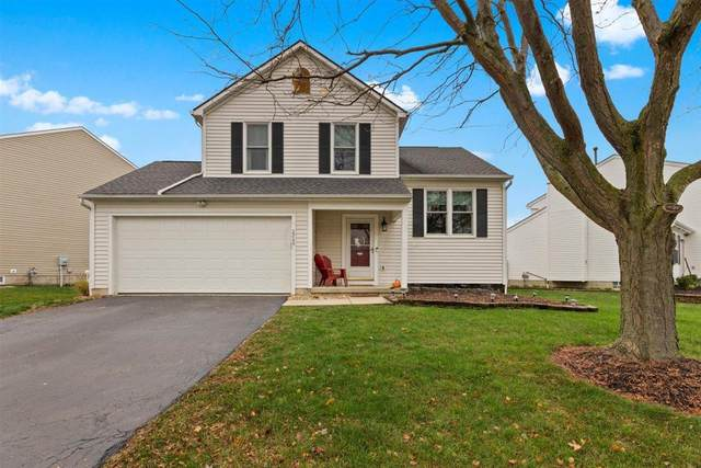 2269 Glencroft Drive, Hilliard, OH 43026 (MLS #220038402) :: Angel Oak Group