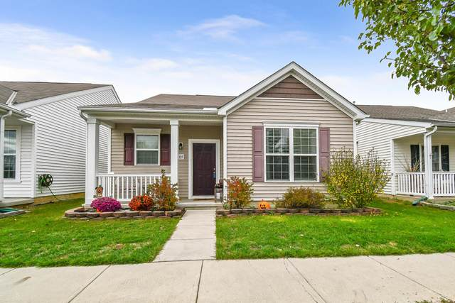 689 Perilous Place #2, Galloway, OH 43119 (MLS #220038429) :: Angel Oak Group