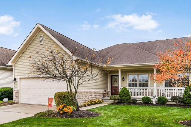 399 Wyndham Park N, Westerville, OH 43082 (MLS #220038462) :: The Raines Group