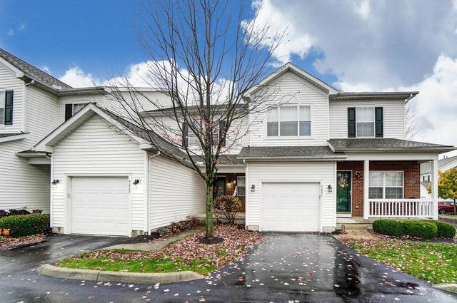 5887 Darby Hill Lane 14-588, Hilliard, OH 43026 (MLS #220038498) :: Berkshire Hathaway HomeServices Crager Tobin Real Estate
