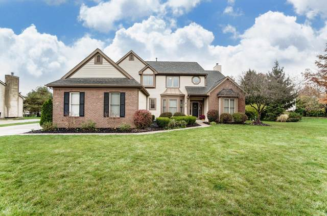 1382 Bingham Mills Drive, New Albany, OH 43054 (MLS #220038507) :: Angel Oak Group