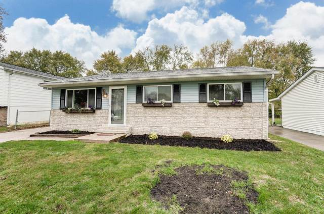 3250 Tammery Court, Columbus, OH 43231 (MLS #220038510) :: Berkshire Hathaway HomeServices Crager Tobin Real Estate