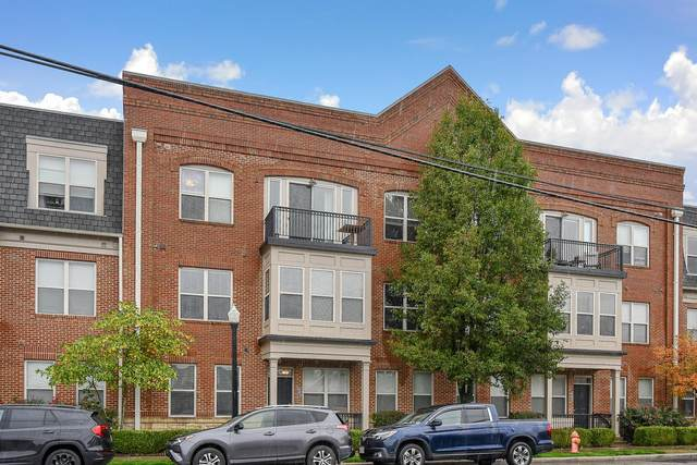 953 Ingleside Avenue #310, Columbus, OH 43215 (MLS #220038541) :: MORE Ohio