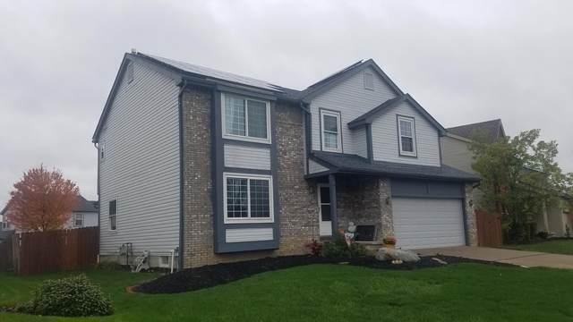8451 Priestley Drive, Reynoldsburg, OH 43068 (MLS #220038544) :: The Raines Group