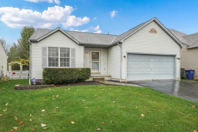 8288 Old Ivory Way, Blacklick, OH 43004 (MLS #220038576) :: CARLETON REALTY