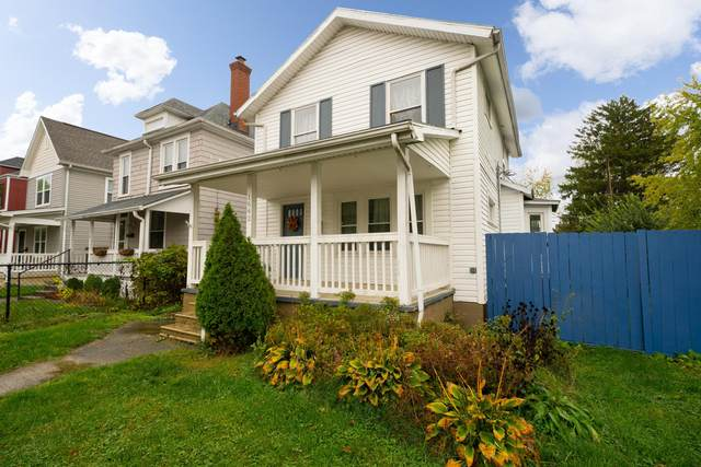 1642 S 4th Street, Columbus, OH 43207 (MLS #220038580) :: Berkshire Hathaway HomeServices Crager Tobin Real Estate