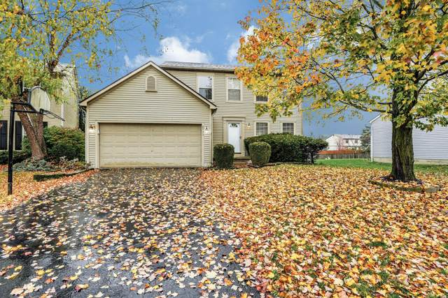 6593 Delburn Court, Dublin, OH 43017 (MLS #220038642) :: Angel Oak Group