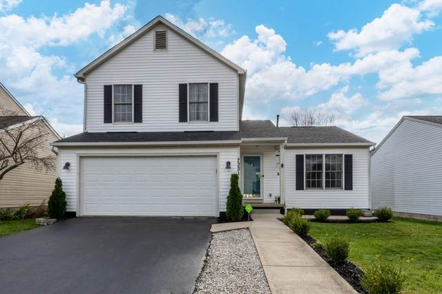 7331 Kenmare Drive, Reynoldsburg, OH 43068 (MLS #220038687) :: Angel Oak Group