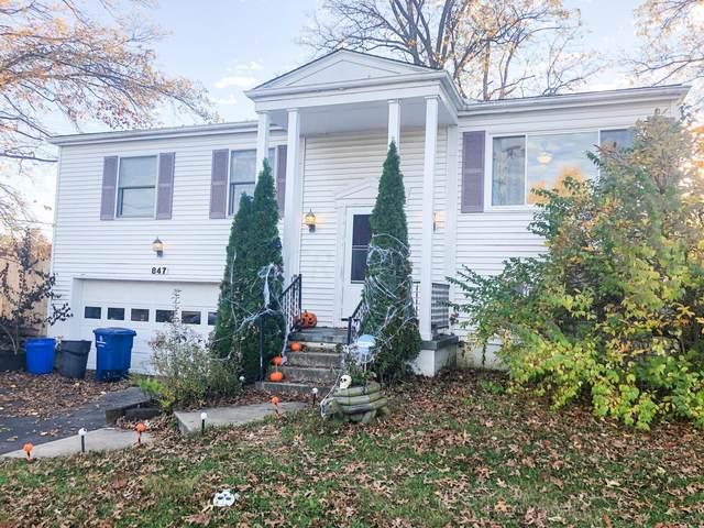 847 Rosehill Road, Reynoldsburg, OH 43068 (MLS #220038691) :: HergGroup Central Ohio
