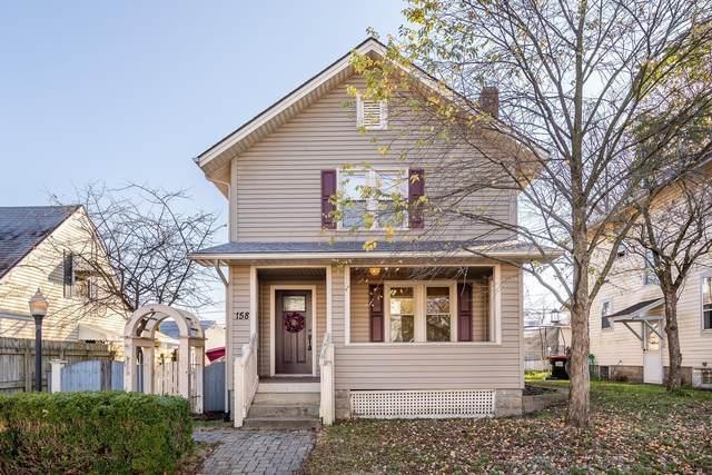 158 Linden Avenue, Newark, OH 43055 (MLS #220038693) :: HergGroup Central Ohio