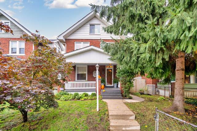 117 Clinton Street, Columbus, OH 43202 (MLS #220038700) :: Berkshire Hathaway HomeServices Crager Tobin Real Estate