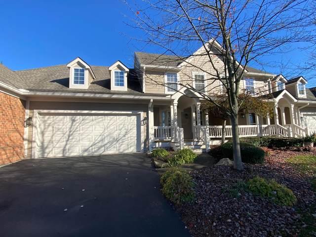 1496 Sedgefield Drive, New Albany, OH 43054 (MLS #220038815) :: Angel Oak Group