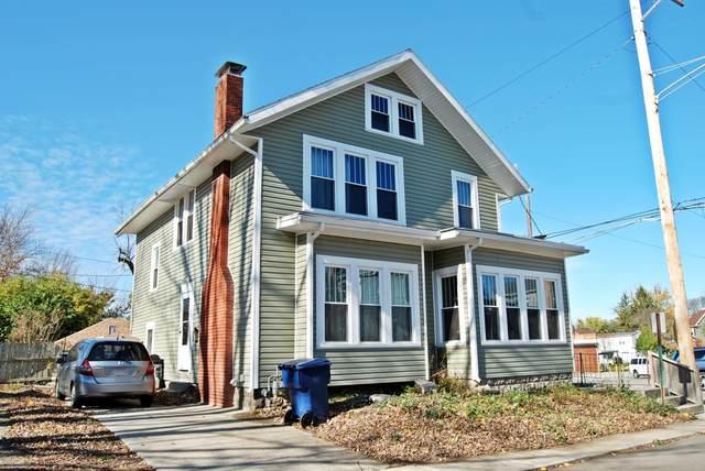 116 Powers Street, Bellefontaine, OH 43311 (MLS #220038836) :: Core Ohio Realty Advisors