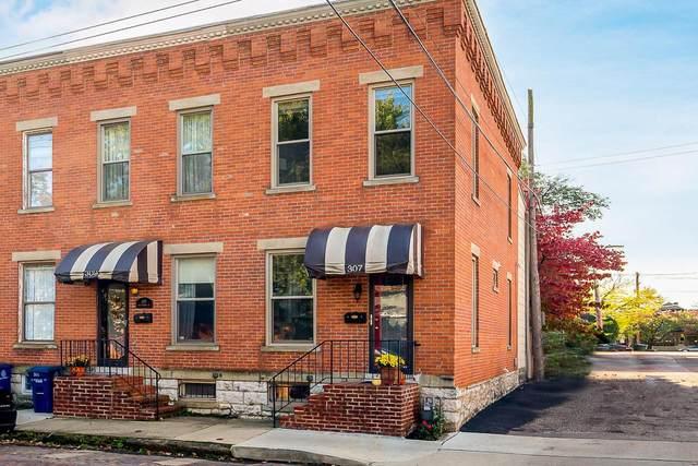 307 E Kossuth Street, Columbus, OH 43206 (MLS #220038880) :: Angel Oak Group