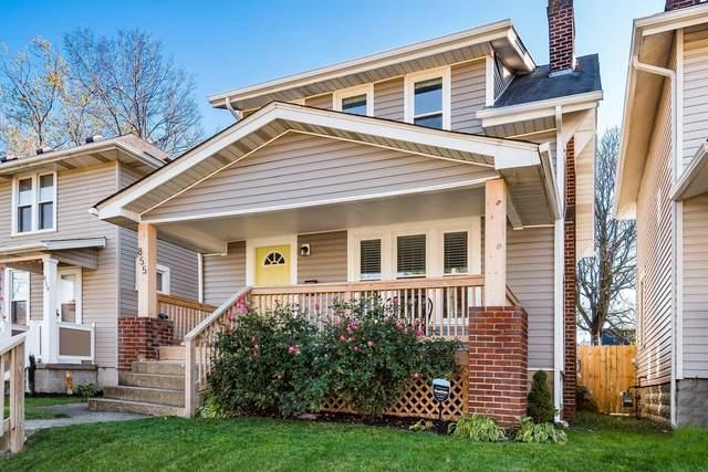 855 Stanley Avenue, Columbus, OH 43206 (MLS #220038985) :: CARLETON REALTY