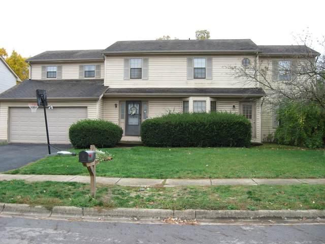 1693 Watertower Drive, Columbus, OH 43235 (MLS #220038989) :: CARLETON REALTY