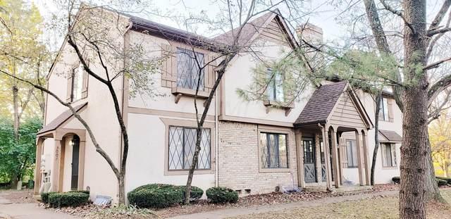 3007 Cooper Bluff Drive, Columbus, OH 43231 (MLS #220039032) :: Angel Oak Group