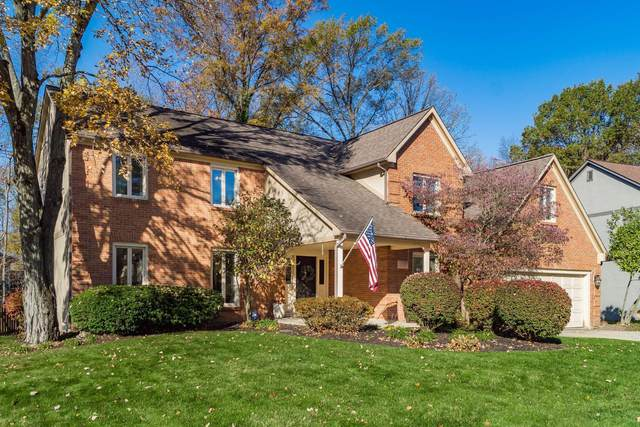 1177 Three Forks Drive N, Westerville, OH 43081 (MLS #220039057) :: Angel Oak Group