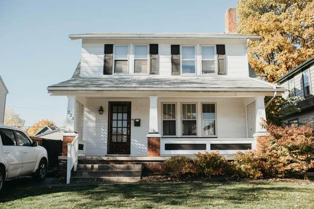 223 S Westgate Avenue, Columbus, OH 43204 (MLS #220039082) :: Berkshire Hathaway HomeServices Crager Tobin Real Estate